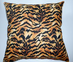 Tiger print on Etsy - Sold