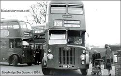 Stourbridge. 1954