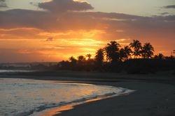Resort Bravo Club Arenal - Beach at Sunrise