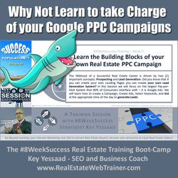 Why Not Learn to take Charge of your Google PPC Campaigns - Week 7 May 2019 - #8WeekSuccess