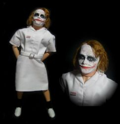 Custom Joker Nurse
