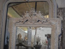 #15/227 Mirror with Cherubs detail