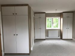 Master Bedroom - Fitted Wardrobes