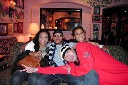 Demetria, P-Nut & A Couple Of Friends