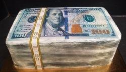 Hundred Dollar bill Stack
