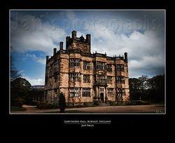 Gawthorpe Hall, Burnley, England