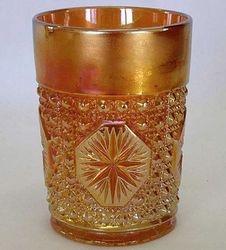 Star Medalion regular size, marigold