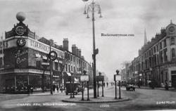 Chapel Ash, Wolverhampton. c1930s