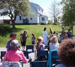 Parish BBQ and Sunday School Closing (2019)