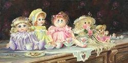 Tea With Miss Teddy