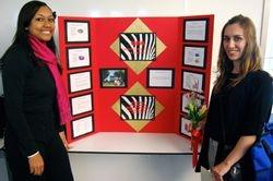 Ashley's graduate project