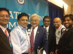 MD ALAM WITH MIKE HONDA AND OTHERS