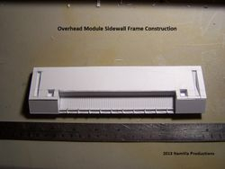 Overhead Module Side Walls - 2