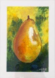 Reverse Art Pear (SOLD)