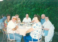 Lunch time in Fort Wayne 1993