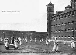 Winson Green Prison. c 1899.