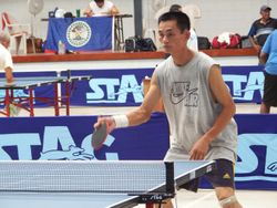 Zhi Cheng in action
