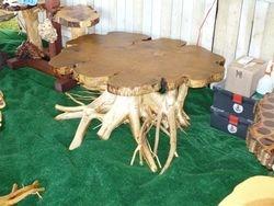 White Pine/Cedar base coffee table
