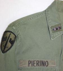 US. ARMY VIETNAM, (USARV) Pilot :