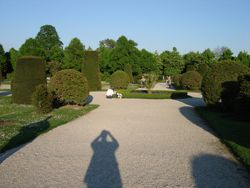 Schönbrunn garden