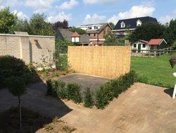 Renovatie achtertuin Rijssen