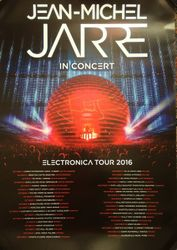 Electronica Tour Poster