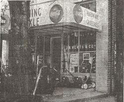 J R Werts Store