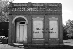 Scotaland Post Office/Bank   October