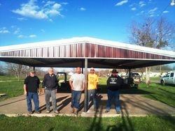 New Pavilion