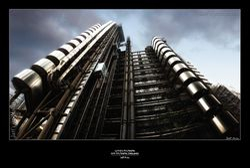Lloyds of London - City of London, England (1)