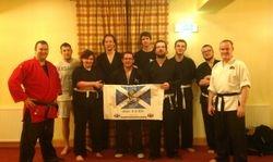 Kempo Master Class with Sensei Alan Mitchell - Hosted by Granite City Ju-Jitsu October 2012
