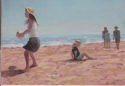 By the Seashore I
