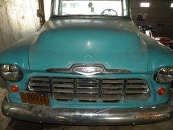 8. 56 Chevy Pickup