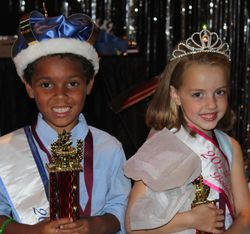 2012 Little Mr and MIss Bourbon County