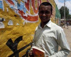 17 Chief reporter of Children's Voice, Vijay Kumar