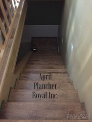 April Plancher Royal inc.
