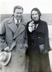 Mr. and Mrs. Charles Paddock (#2)