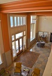 Lobby view from Mezzanine