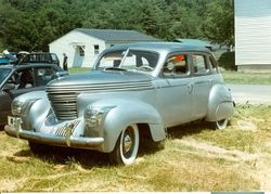 1938 Supercharged