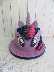 Skye's 4th Birthday Cake