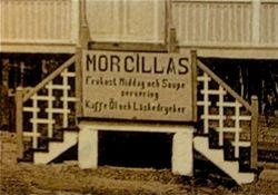 Hotell Mor Cilla 1910