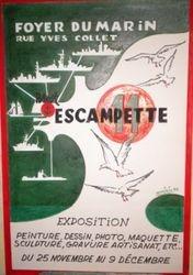 ESCAMPETTE Foyer du Marin 1982