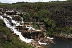 Cachoeira Rio Sao Francisco
