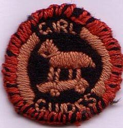 Ranger Toymaker Interest Badge 1920s