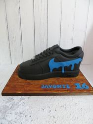 Nike Air Force 1 Birthday Cake