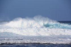 Surf on North Shore - Haena State Park