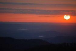 Skyline Drive, Sunrise