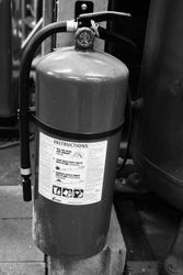 20 lb Fire Extinguisher