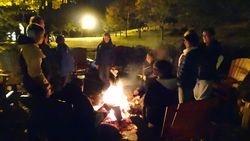 Friday Night Bon Fire