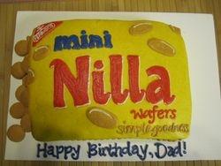 Nilla Wafers Birthday
